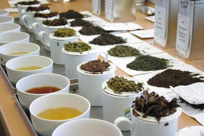 Какой бывает чай?