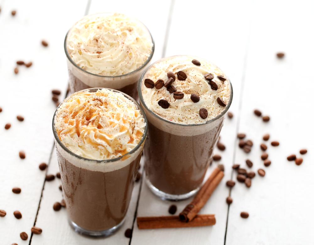 Холодный кофе по-тайски