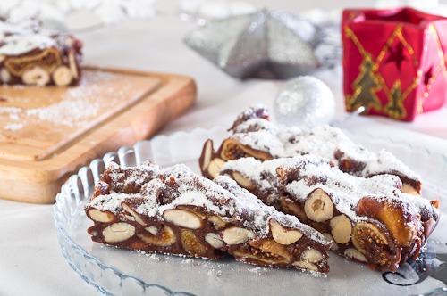 Панфорте — оригинальный десерт из Италии