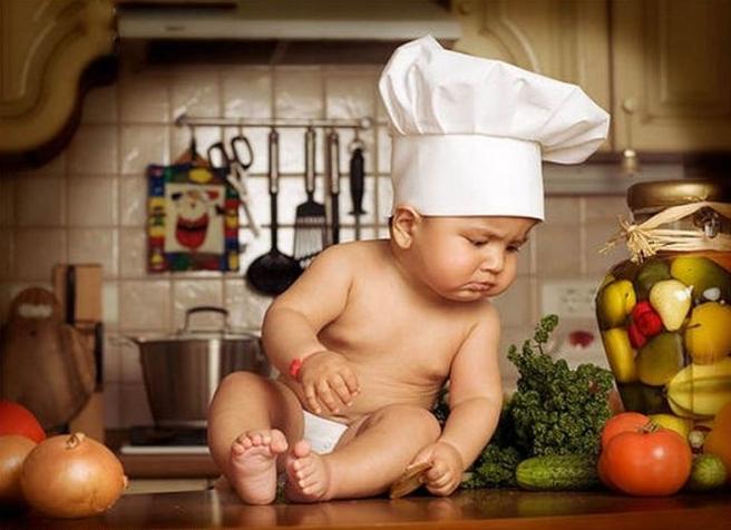 Лучшие блюда для наших деток