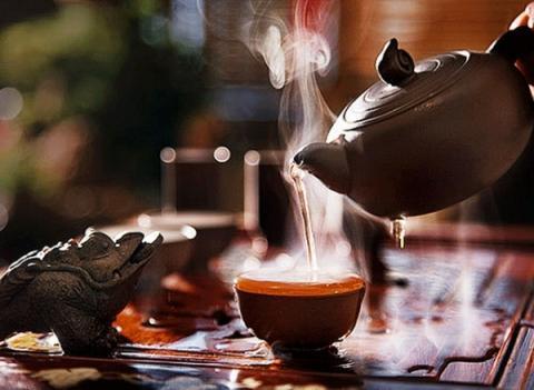 Чайные легенды