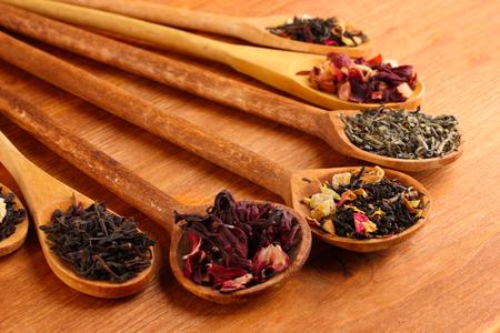Популярные виды чая