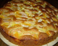 Пирог «К ЧАЮ» в мультиварке