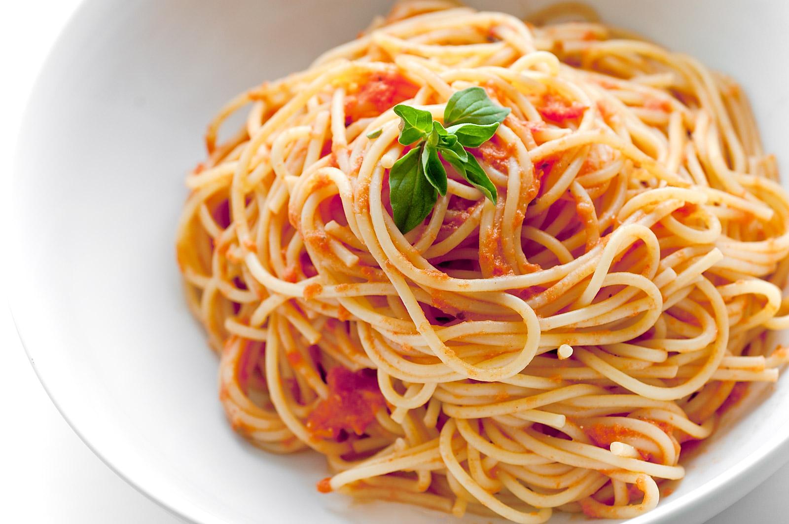 Готовим идеальные спагетти