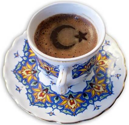 Кофе сваренный по-турецки у вас в доме