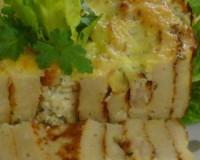Вкуснейший мясной торт «Лабиринт»