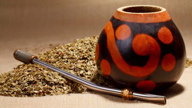 Чай матэ: польза и вред