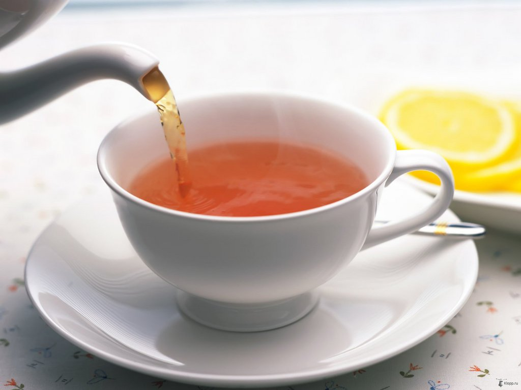 Чай каркаде перед сном