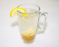 Хильба — египетский желтый чай