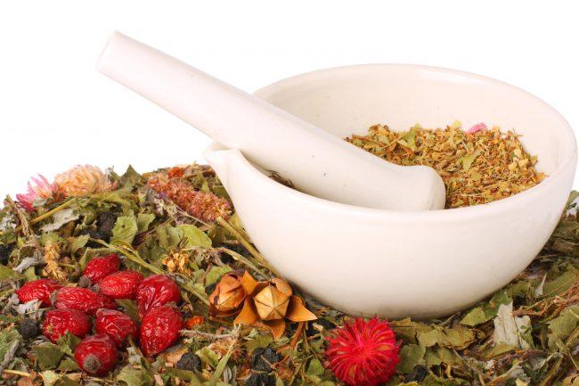Монастырский чай при от гипертонии и болезней печени