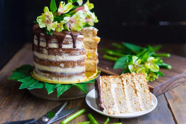Приготовление и оформление тортов
