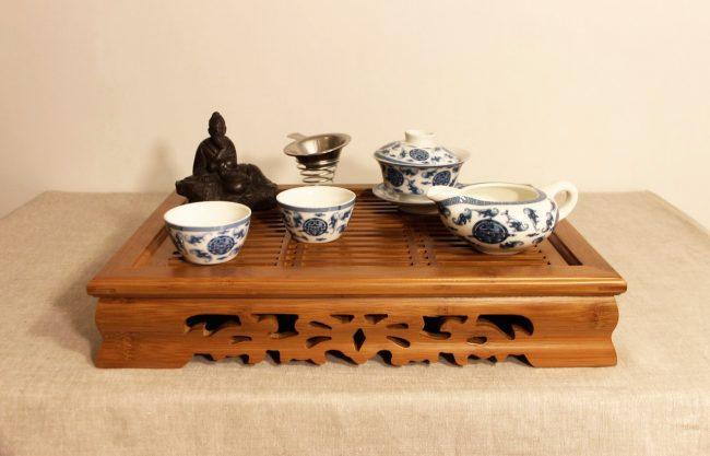 Чабань — уникальная доска для чаепития