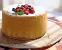 Приготовление и применение бисквита