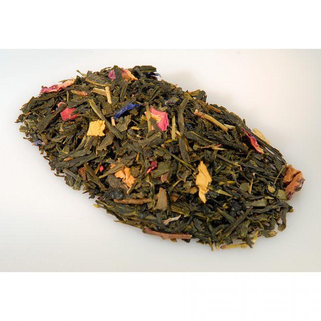 Зеленый китайский чай Моргентау