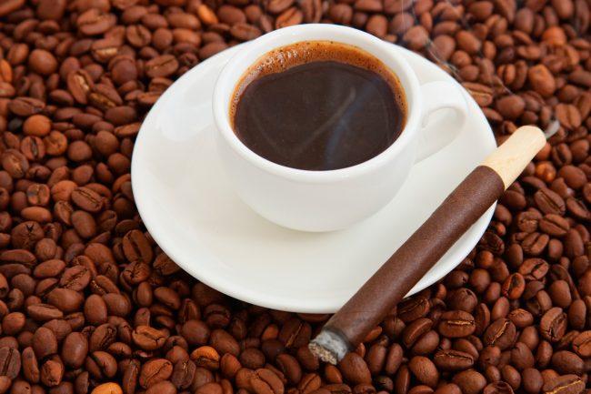 Кубинский кофе и кофе по-кубински