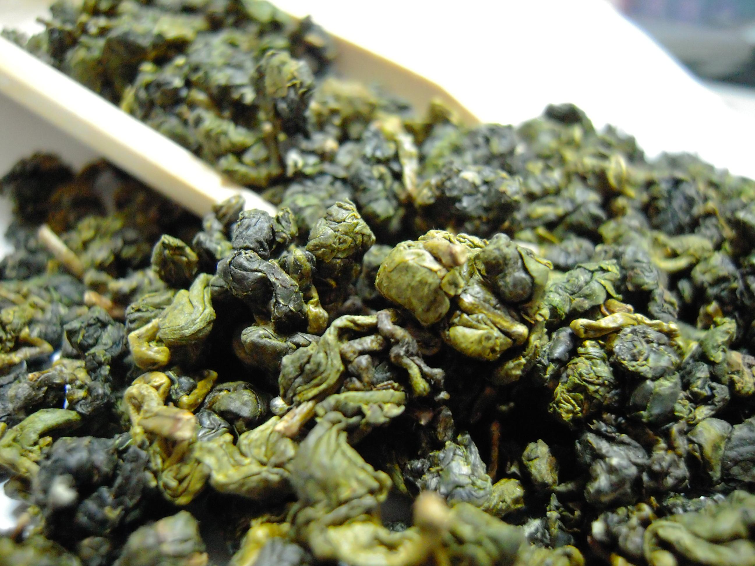 Польза зеленого чая молочный улун