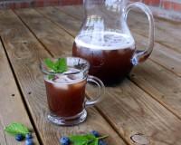Польза и приготовление черничного чая
