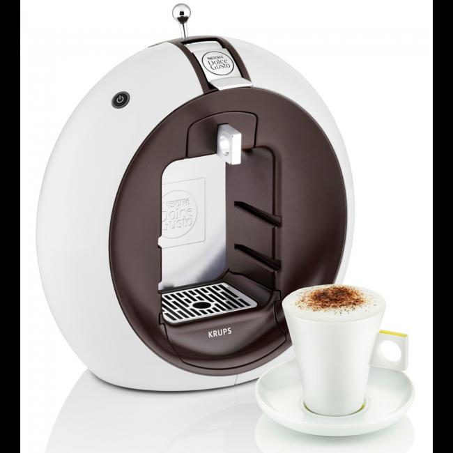 Принцип работы капсульной кофеварки