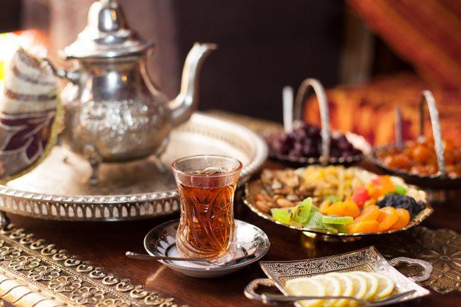 Все о бакинском чае