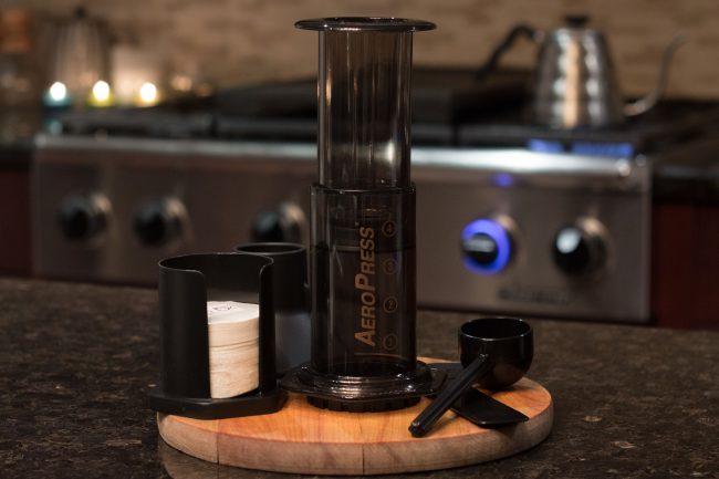 Ручная кофеварка АeroPress