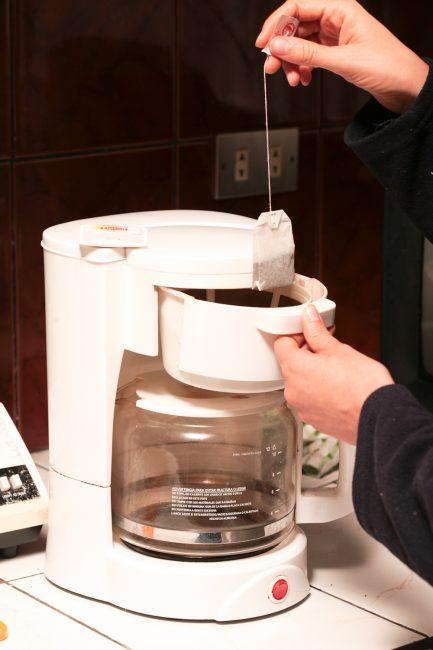 Можно ли в кофеварке заваривать чай?
