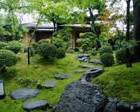 Место проведения японской чайной церемонии