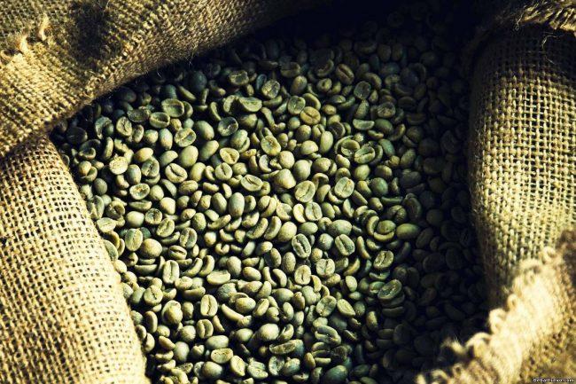 Приготовление зеленого кофе