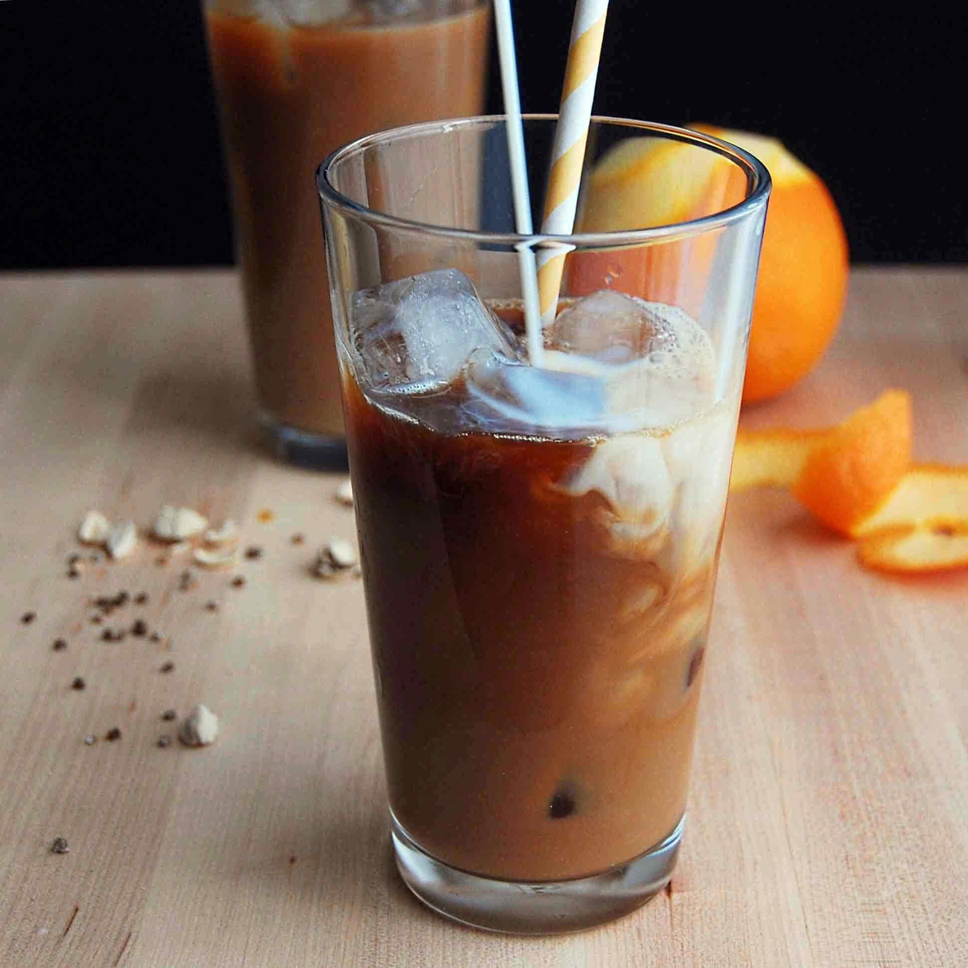 способы подачи и рецепты холодного кофе