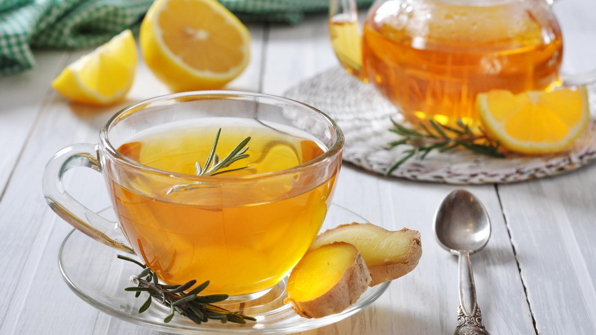 Имбирный чай для похудения с рецептами приготовления