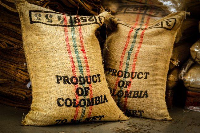 Качественный колумбийский кофе