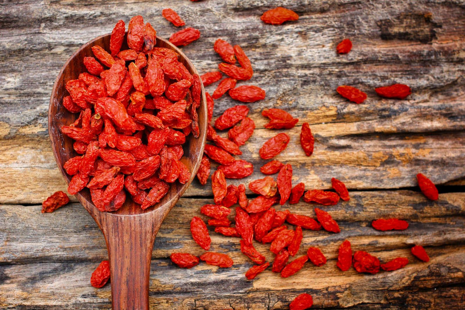чай с ягодами годжи для похудения отзывы