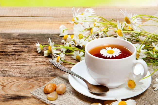 Все о ромашковом чае