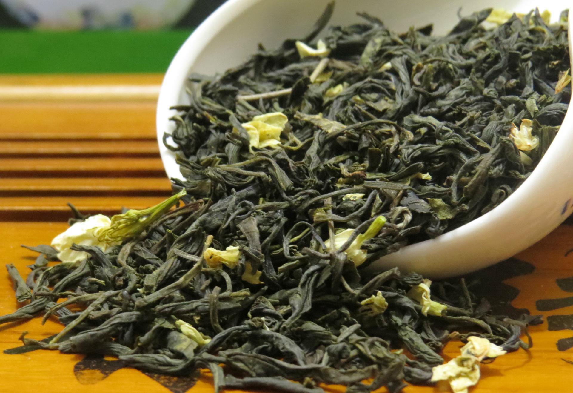 зеленый чай с жасмином для похудения