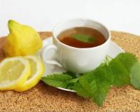 Зеленый чай с мелиссой: польза и вред