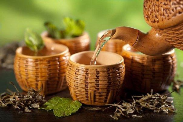 Возбуждающий чай - Даосский чай