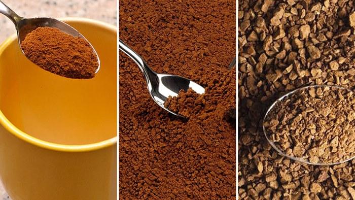 Сомнительная натуральность растворимого кофе