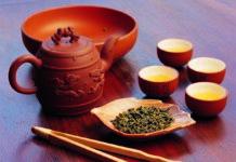 """Бирюзовый чай улун """"Чёрный дракон"""""""