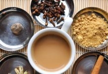 Чай масала - рецепты чая со специями