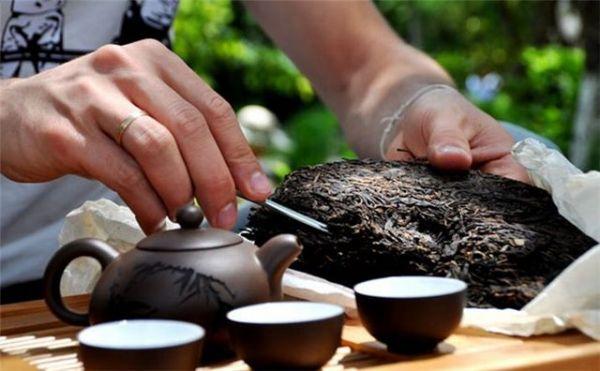Как правильно заваривать чай Пуэр. Свойства чая Пуэр.