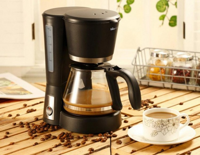 Преимущества кофеварки капельного типа