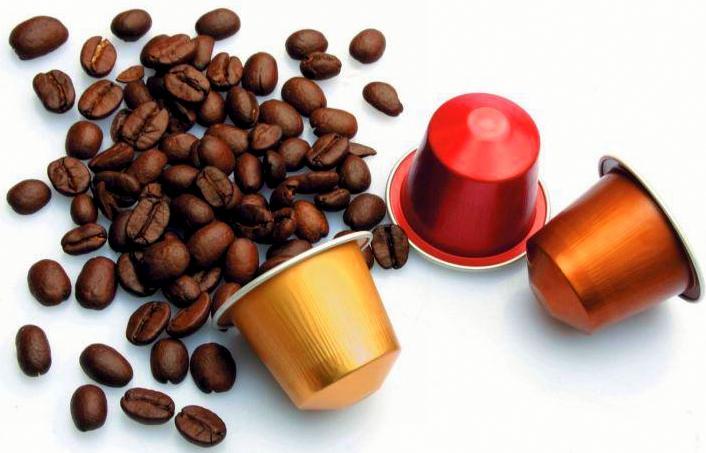 Капсульная кофеварка и её преимущества