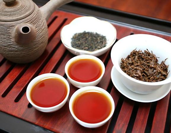 Красный чай. Самые известные сорта красного чая