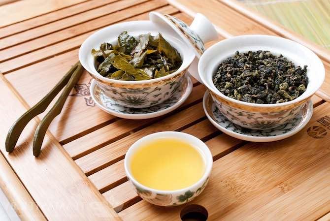 Чай улун: полезные свойства. Виды чая улун.