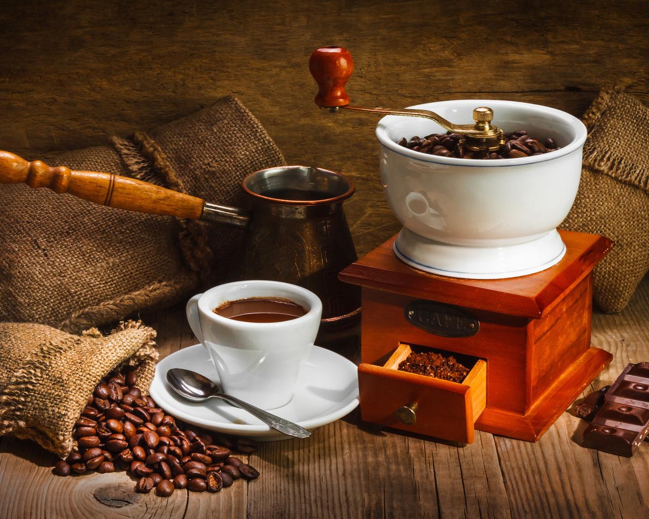 Классические рецепты - как приготовить кофе в турке
