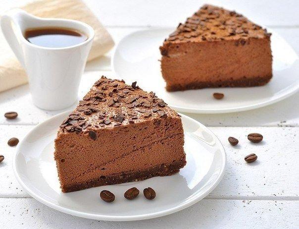 Десерт - Кофейное суфле - рецепт