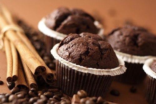 Кофейные маффины - рецепт