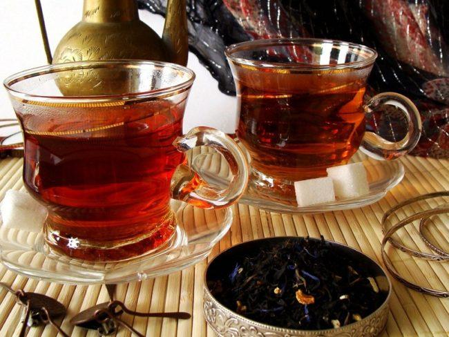 Состав чёрного чая, полезные свойства, как заваривать чёрный чай