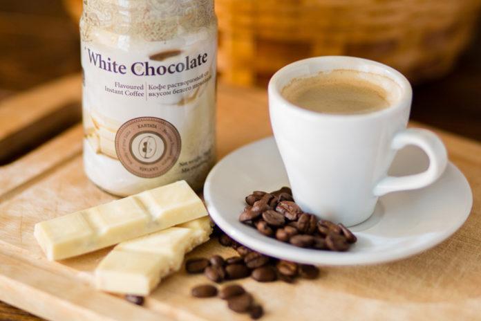 Рецепт кофе с коньяком и молоком