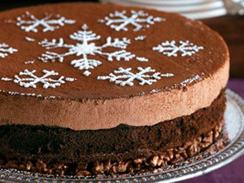Рецепт. Кофейный торт-мусс