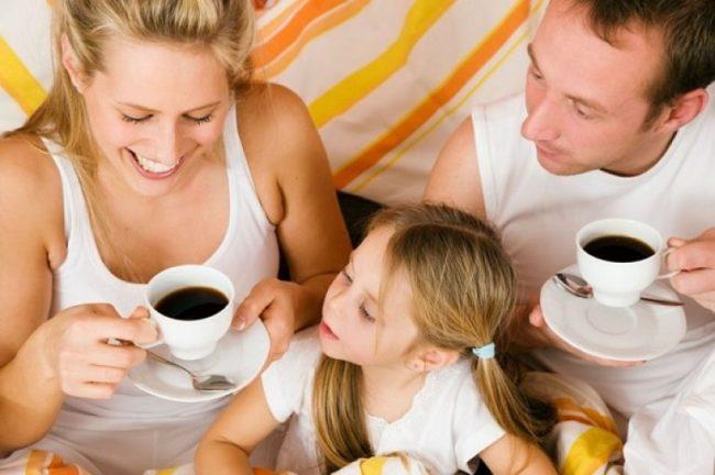 С какого возраста можно ребёнку пить кофе?
